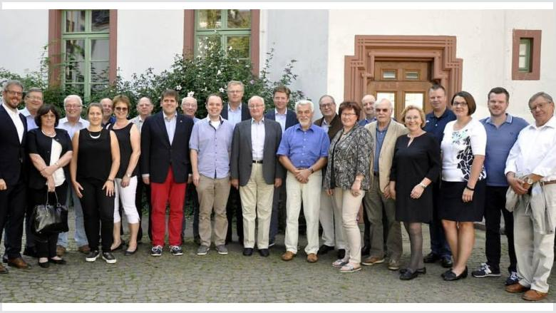 Treffen mit Engelhardt zur Wirtschaftsförderung