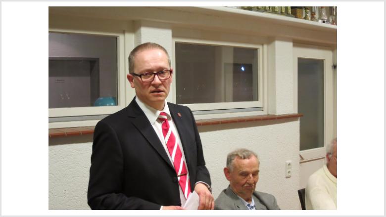 """Dr. Peter Mühlhausen: """"Die CDU darf sich bei den Gesprächen mit der SPD nicht unter Wert verkaufen!"""""""