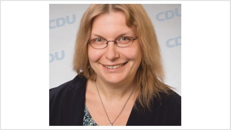 Sabine Schäfer-Jarosz, Vorsitzende der Frauen Union Marburg