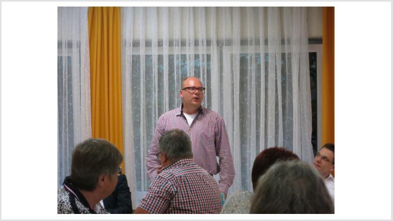 Mark Koppelmann ist neuer Kreisgeschäftsführer der CDU Marburg-Biedenkopf.