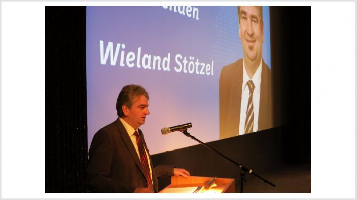 Wieland Stötzel - Bürgermeisterkandidat der CDU Marburg